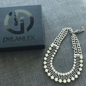 Rachel Zoe Box of Style Crystal Zoey Necklace